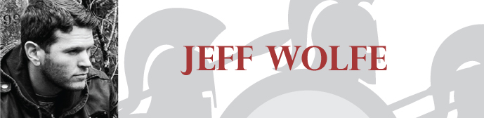 Jeff Wolfe is a practitioner of Okinawan Shidokan Shorin Ryu Karate and the artist/writer of the blog, Secret Transmissions.